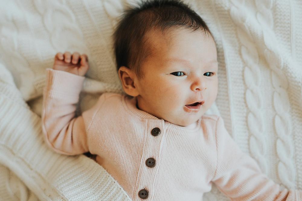 Lifestyle Newborn Photographer Cupertino