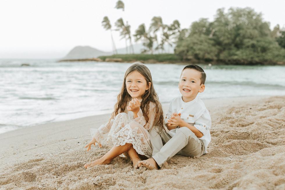 Oahu Family Photography | Hawaii Family Photographer | Marissa HB Photography
