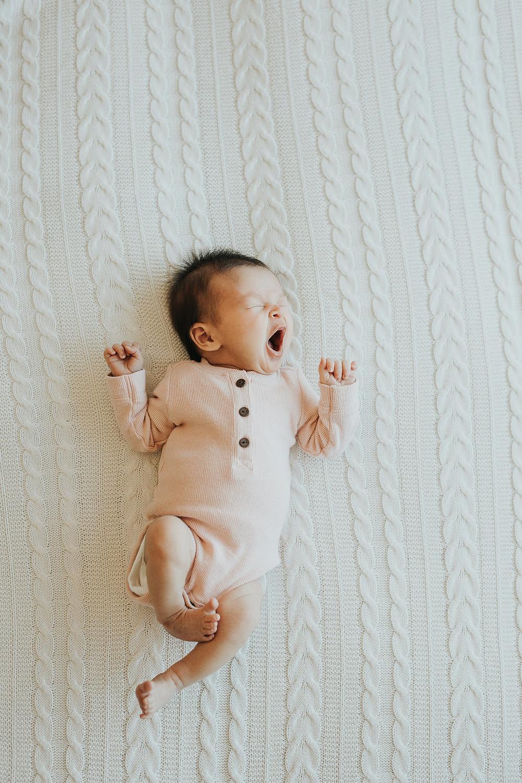 Redwood City Newborn Photographer