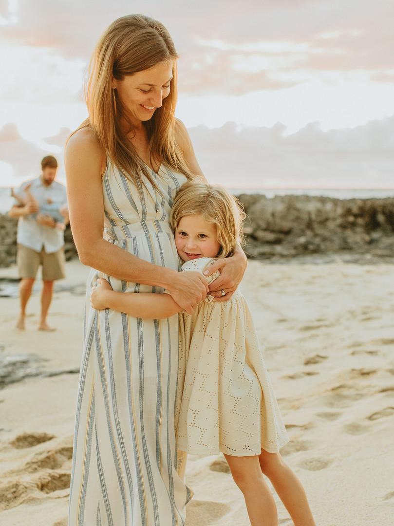 Oahu Lifestyle Family Photographer
