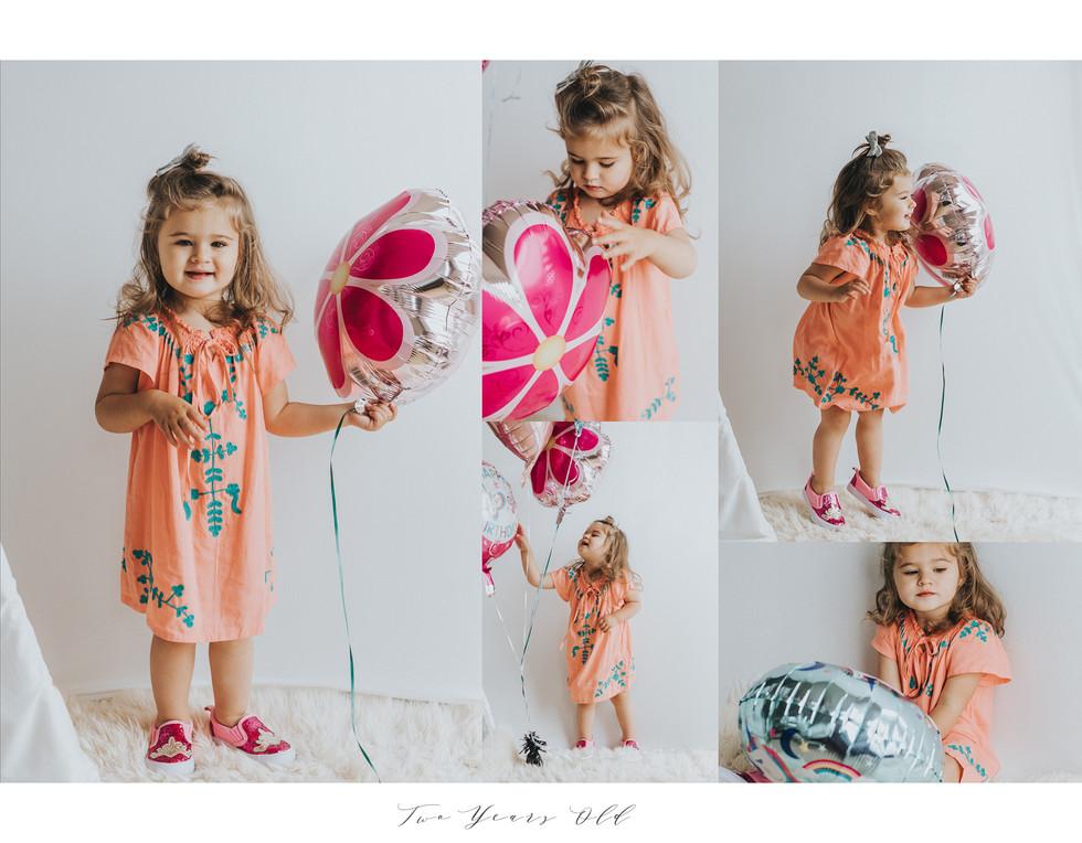 Birthday Session | Child Photography | San Francisco Photographer