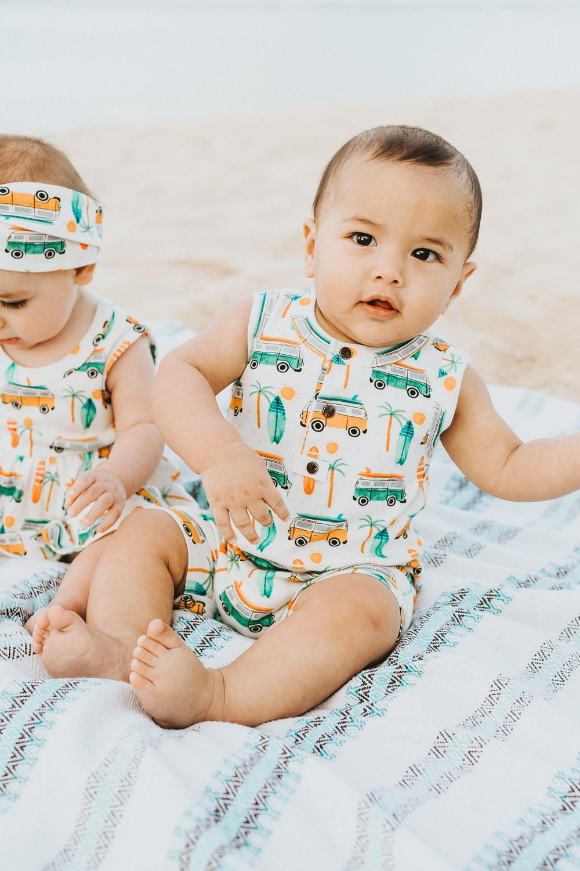 Hawaiian Baby Models