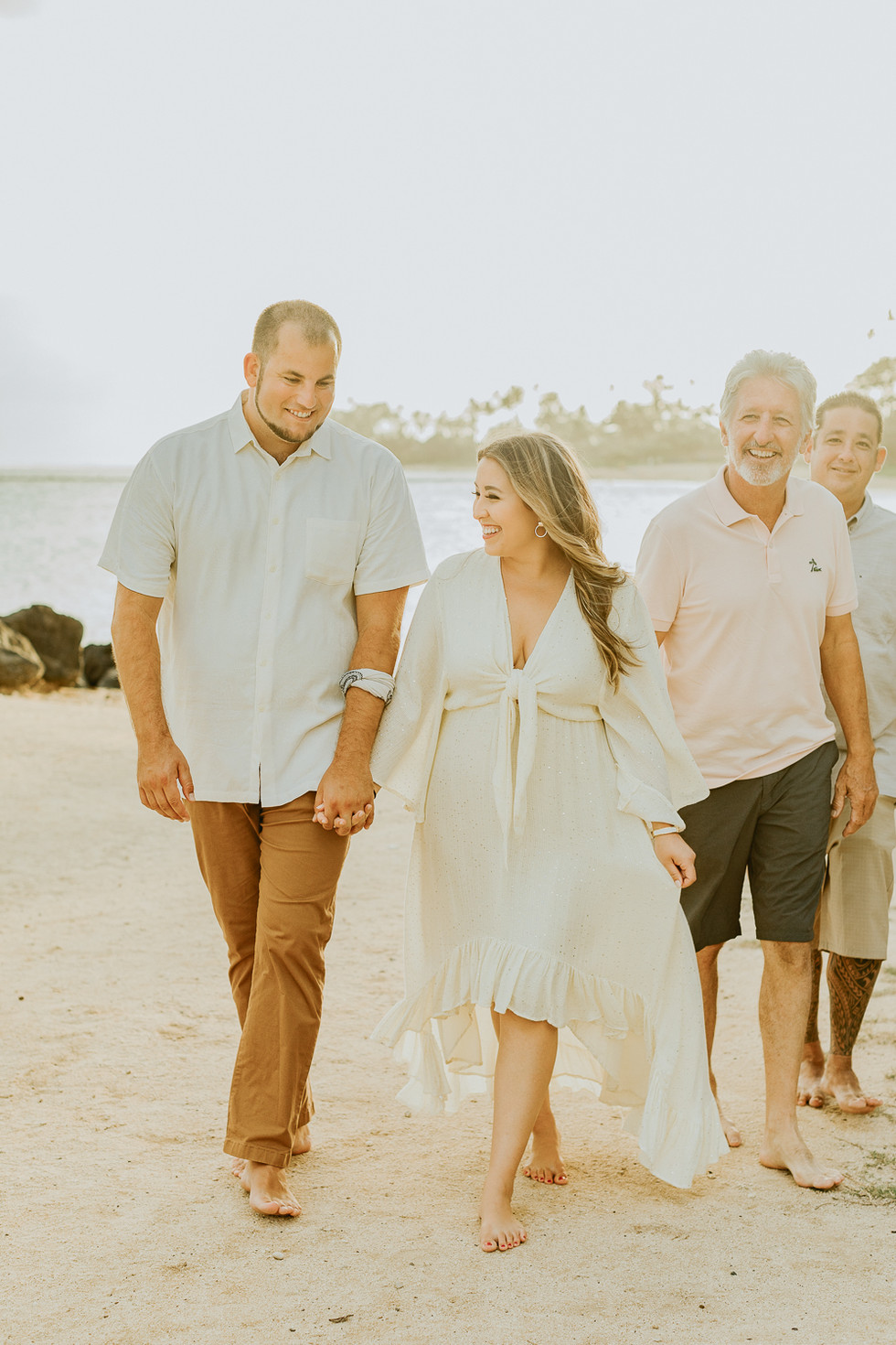 An Extended Family Photo Session on Oahu | Oahu Family Photographer | Marissa HB Photography Hawaii