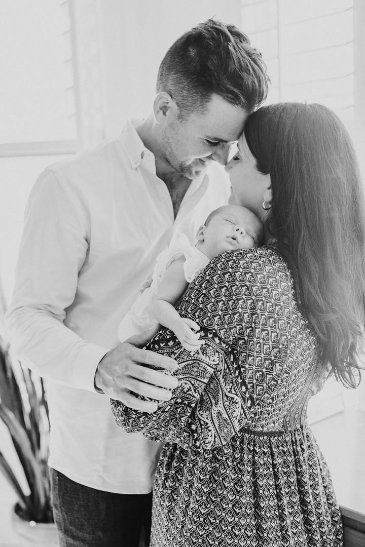 Maui Lifestyle Newborn Photographer