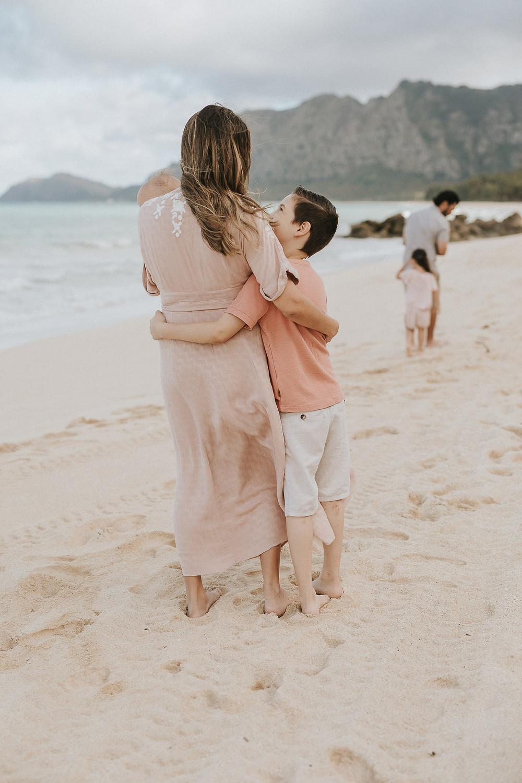 Lahaina Lifestyle Family Photographer