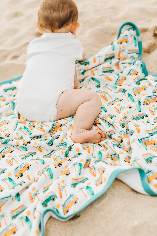 Hawaii baby Beach towels
