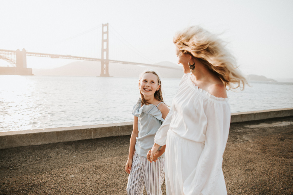 Crissy Field | Family Session | San Francisco Photographer