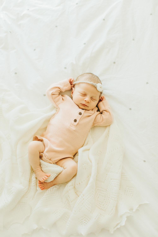 Kailua Hawaii Newborn Photographer