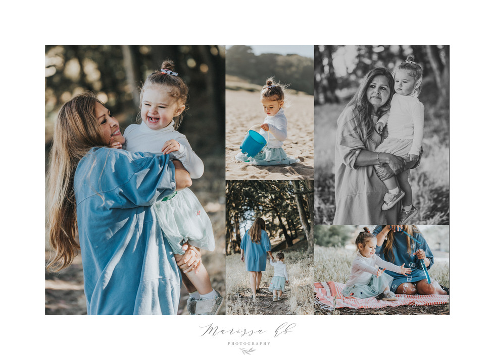2 helpful tips for a tear-free family session | Marissa HB Photography