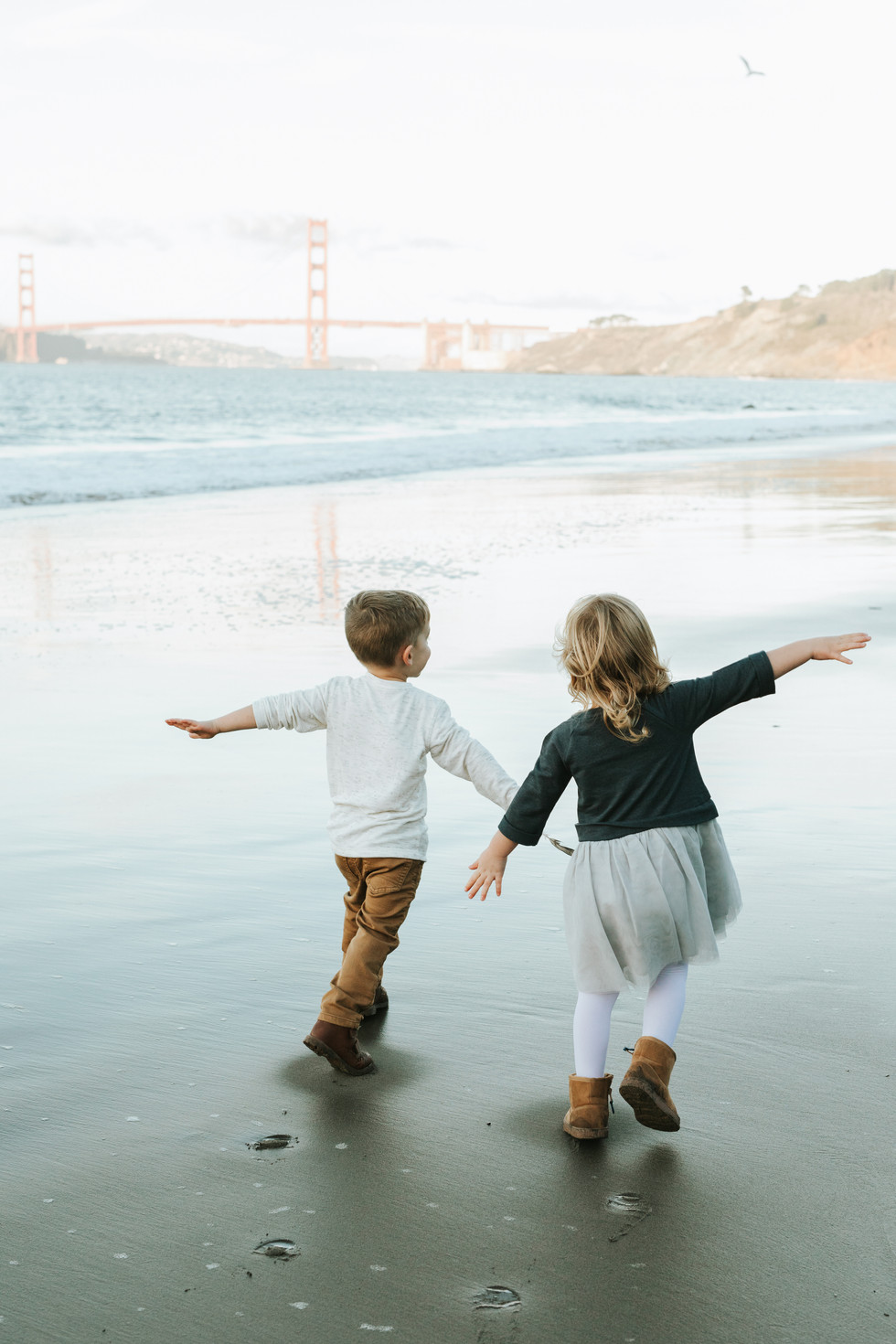 A Fun Family Photoshoot in San Francisco | San Francisco Family Photographer