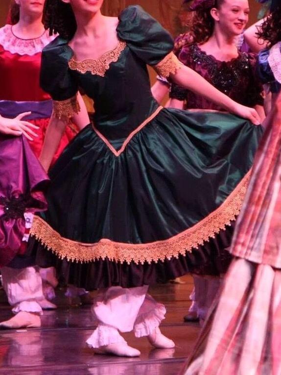 Custom Nutcracker Ballet Costume