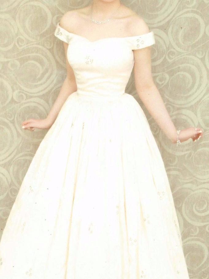 Custom Sweet Sixteen Gown