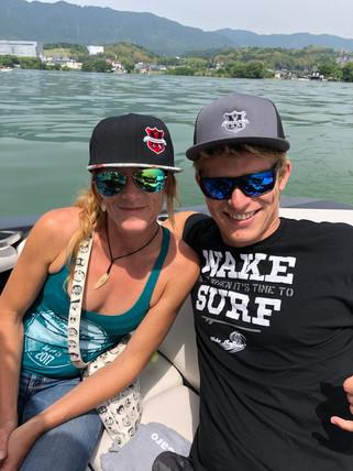 Caro Villeneuve & Keenan Flegel