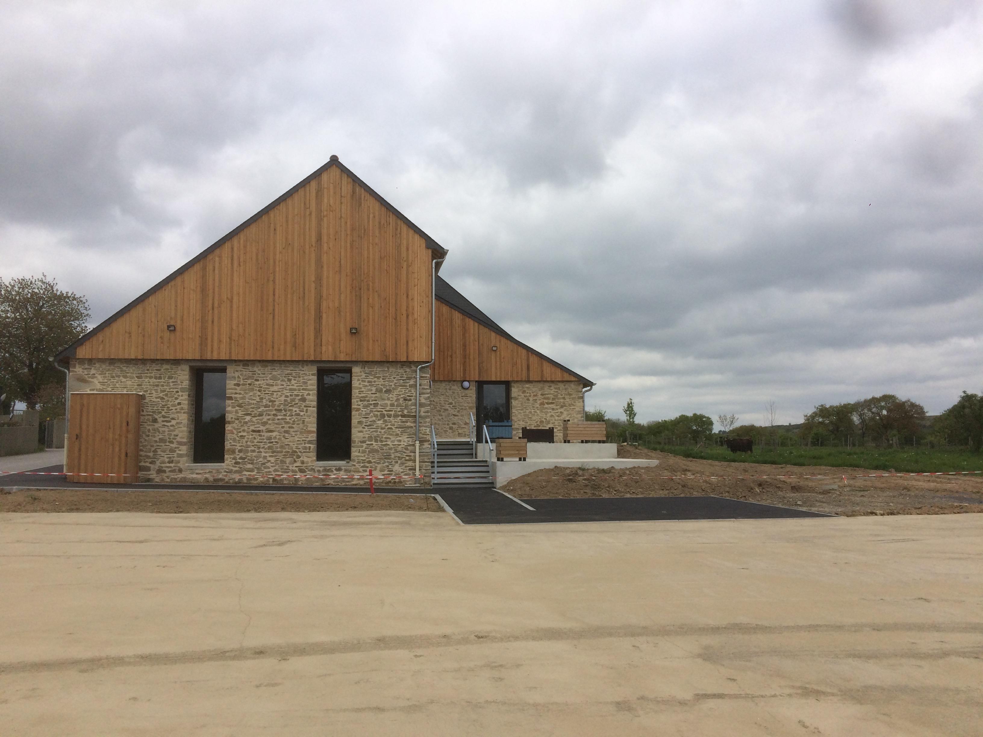 Martigne Ferchaud Rénovation Archite