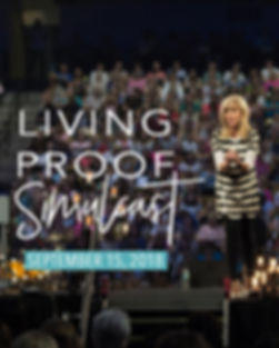 Beth Moore's Living Proof Simulcast