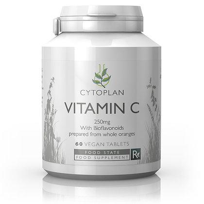 Vitamin C Food State Supplement (60 capsules)