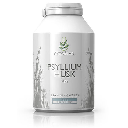 Psyllium Husk (120 Capsules)