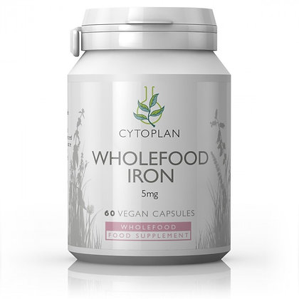 Wholefood Iron (60 capsules)