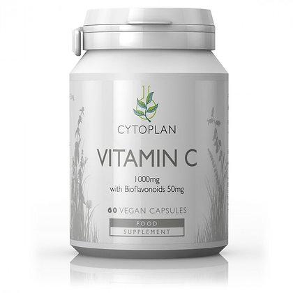 Vitamin C + Bioflavonoids (1000mg / 50mg) 60 caps