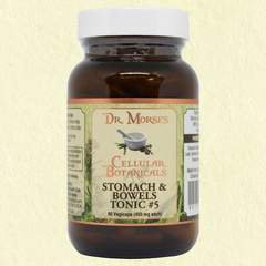Stomach & Bowels Tonic #5 - Mover