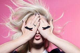 美睫 eyelash extension
