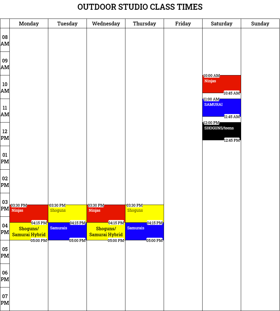 OUTDOOR STUDIO  CLASS TIMES (1).png
