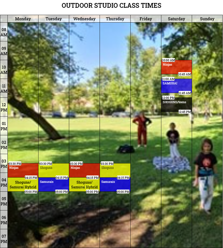 OUTDOOR STUDIO  CLASS TIMES.png