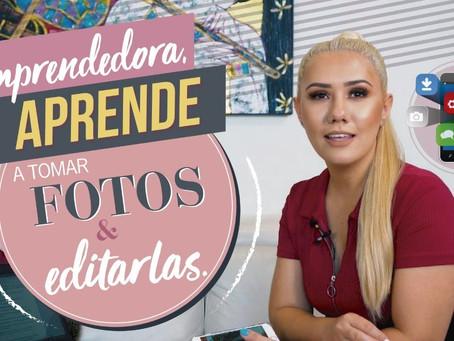 Aprende a tomar fotos y editarlas para vender por REDES SOCIALES