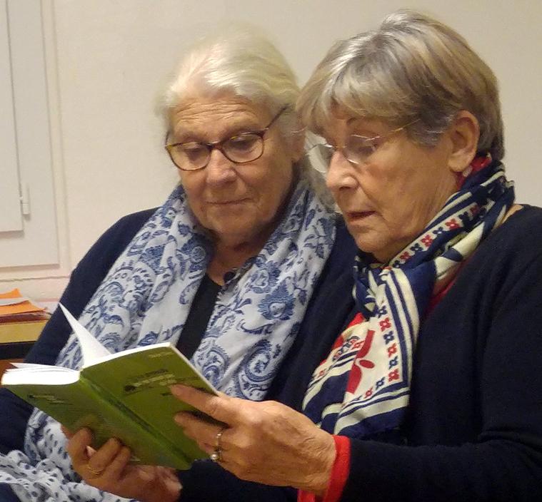 Marie-Jo et Catherine