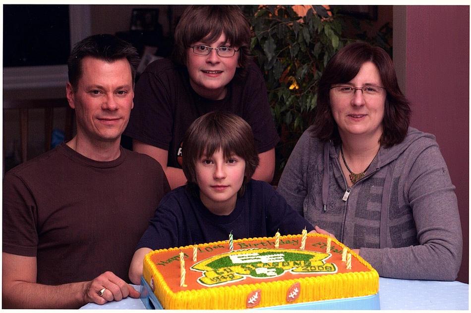 2008 Ethan turns 10