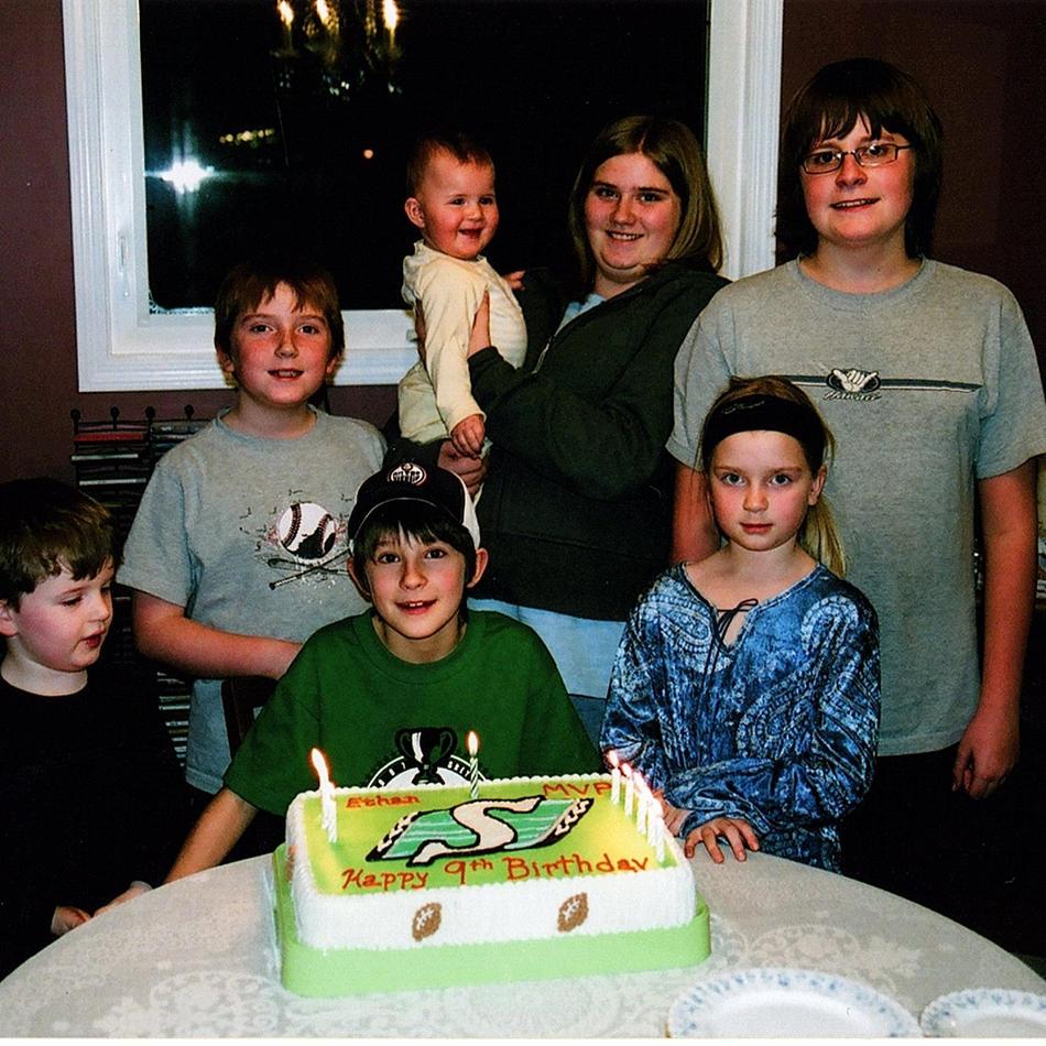 2007 Ethan turns 9