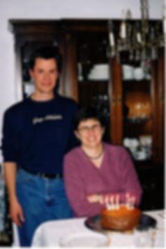 2002-11-24 Brad at Z'Anne's 36th Birthda