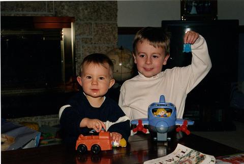 1999 Ethan turns 1