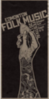 Edmonton Folk Music Festival brochure 20