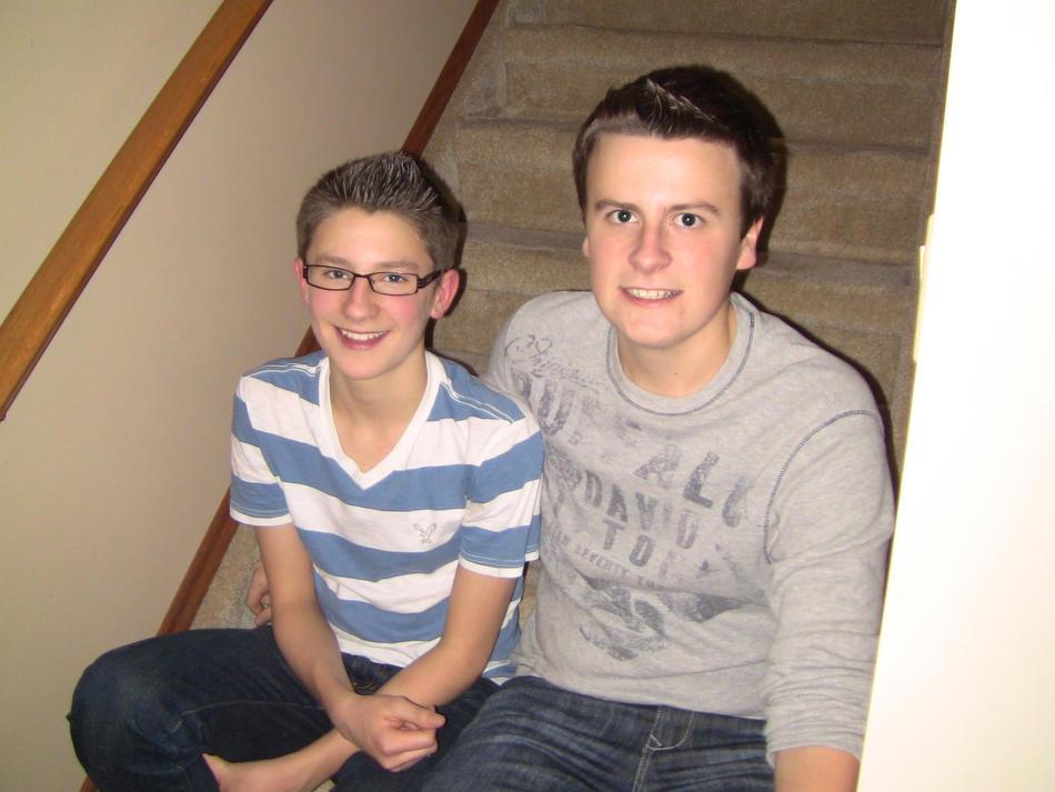 2011 Ethan turns 13