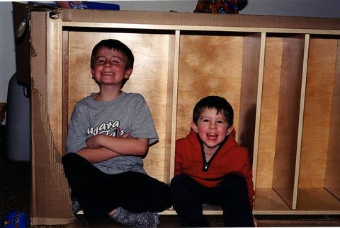 2001 Ethan turns 3