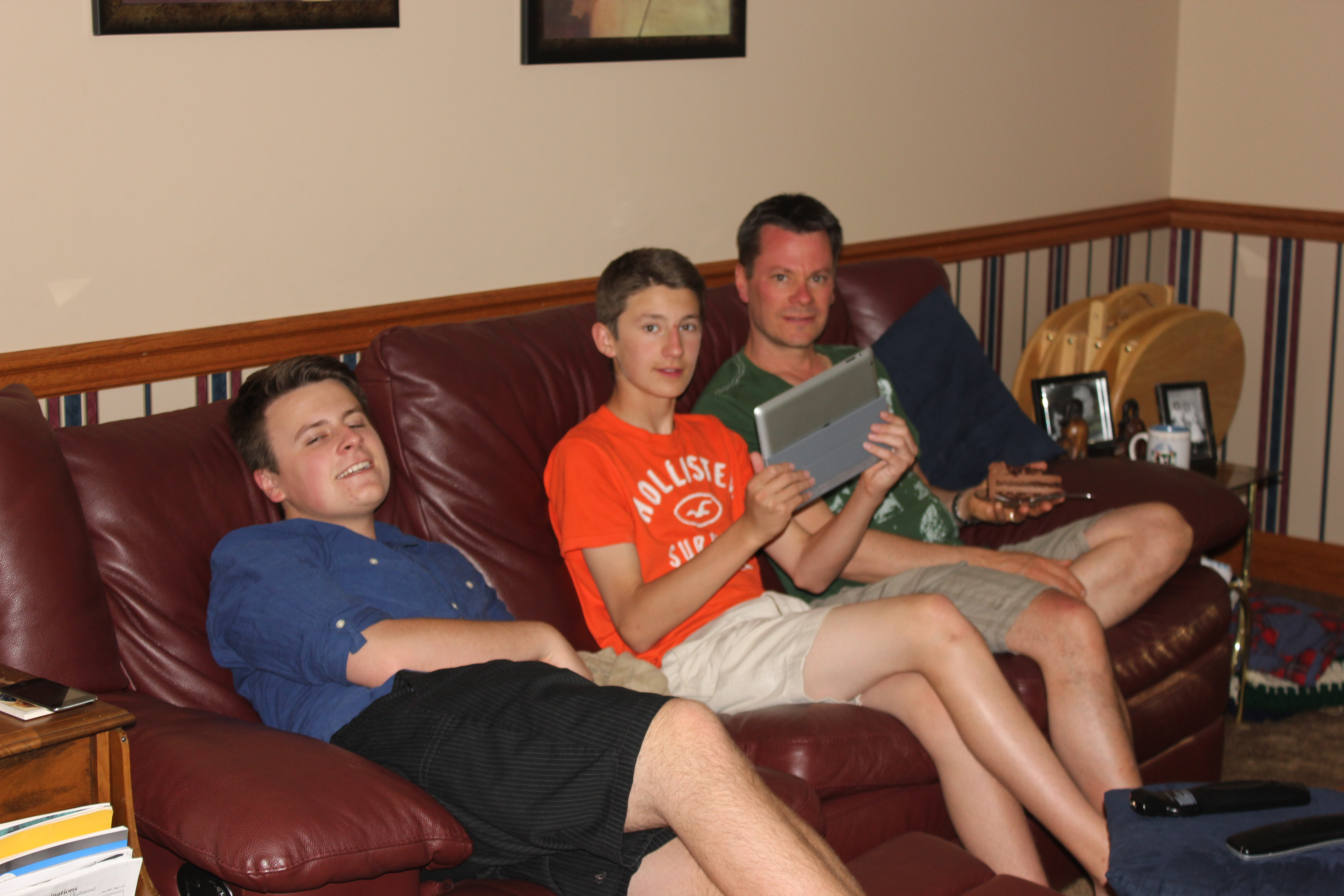 Father's Day 2012 - new IPad