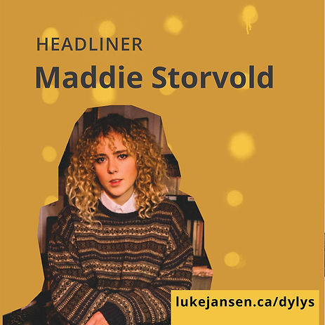 Maddie Storvold - Do You Love Your Song.