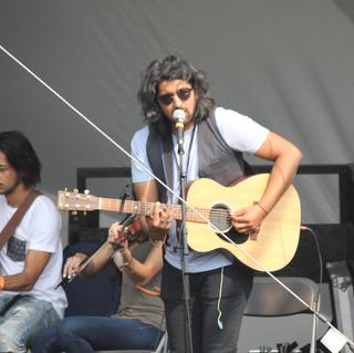 Mohsin Zaman (Artist in Residence)