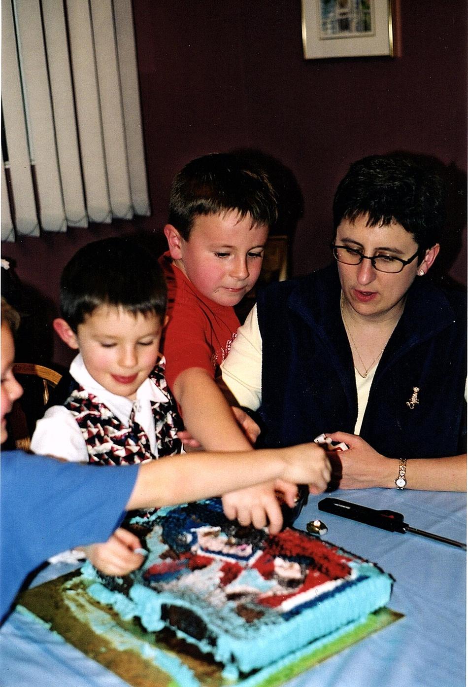 2002 Ethan turns 4