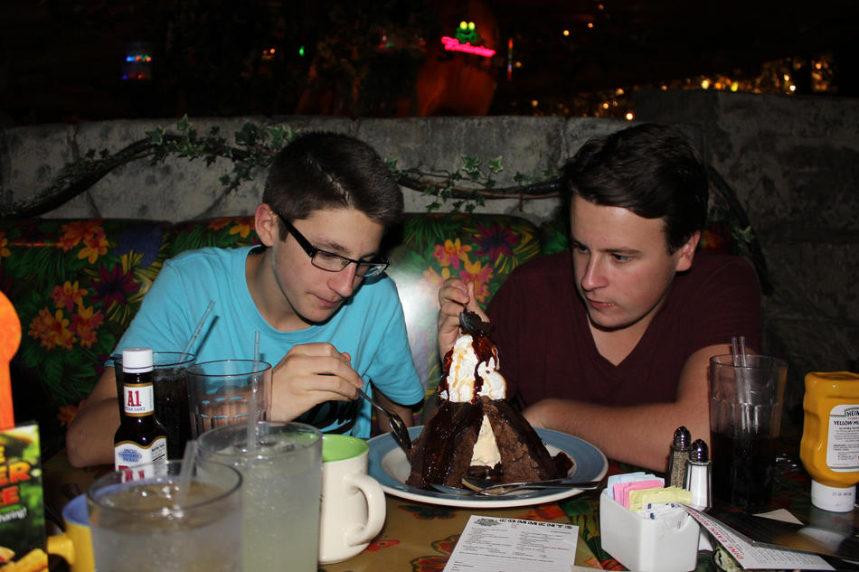 2012 Ethan turns 14