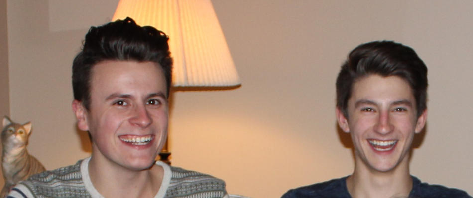 2014 - Ethan turns 16
