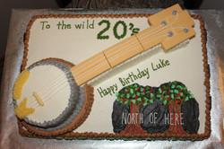 20th Birthday Cake (2015)