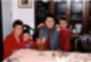 2000-11-23 Luke at Z'Anne's 34th Birthda