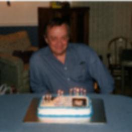 0 Stu Jansen Birthday 2010 back at home