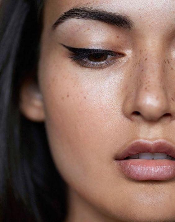 Maquillaje: Delineado protagonista