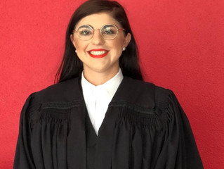 Koep & Partners welcomes it's newly admitted Legal Practitioner of the High Court - Lauren K