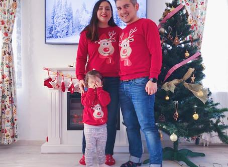 Câștigă un set de Crăciun pentru familia ta