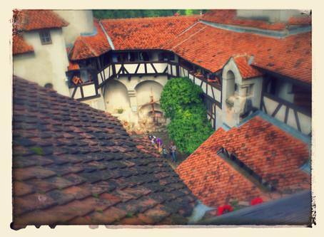 Vizita la vechiul Bran