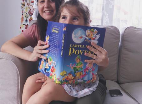 Ce cărți citim la 4 ani